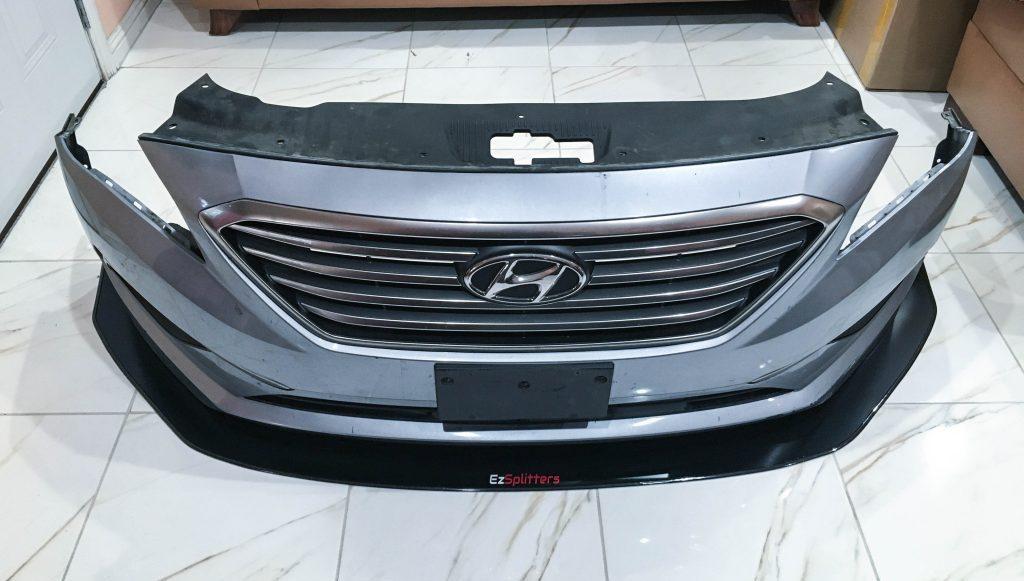 Hyundai Sonata 15-17 front splitter