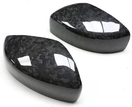 G37 Forged Carbon Fiber mirror covers