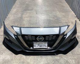Nissan Altima 19-21 front splitter
