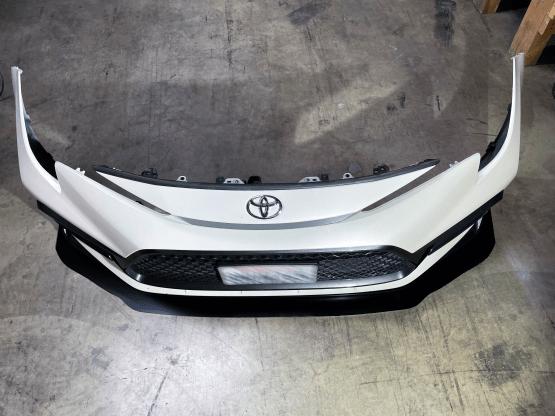 Toyota Corolla se sedan front splitter 2020 2021
