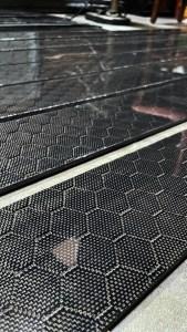 Honeycomb Side Splitters