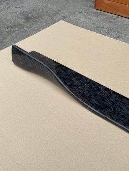 Forged Carbon Fiber Side Splitters