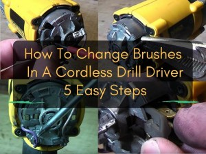 how to change brush