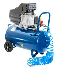 Oil lube air compressor