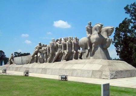 City Tour São Paulo Monumento às Bandeiras SP 450