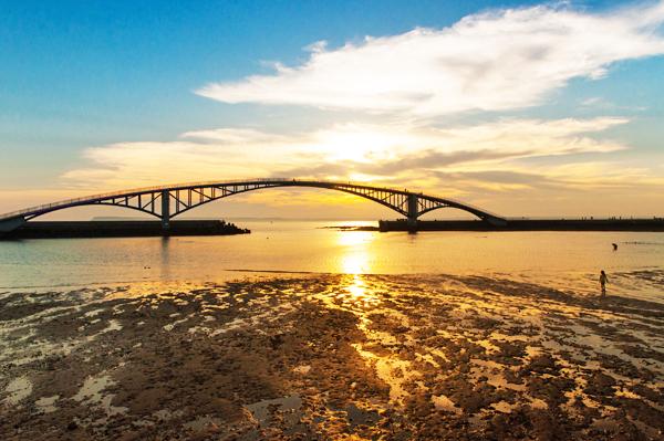 澎湖-彩虹橋shutterstock_221482621