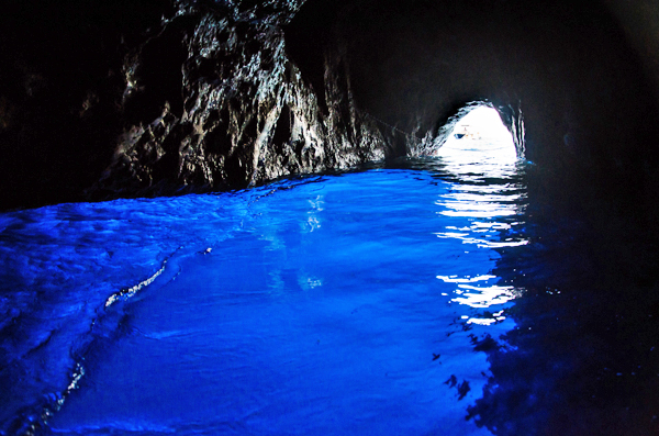 Grotta Azzurra - Capri