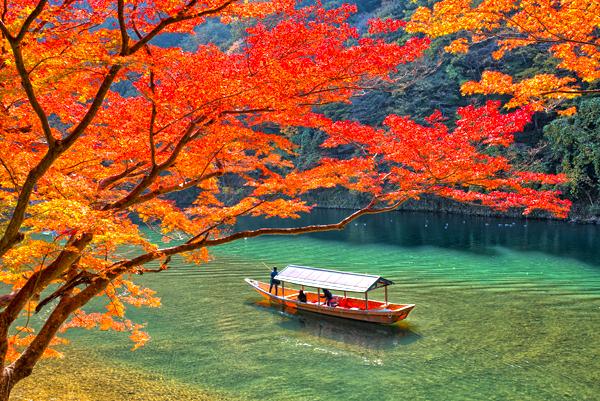 8關西 嵐山