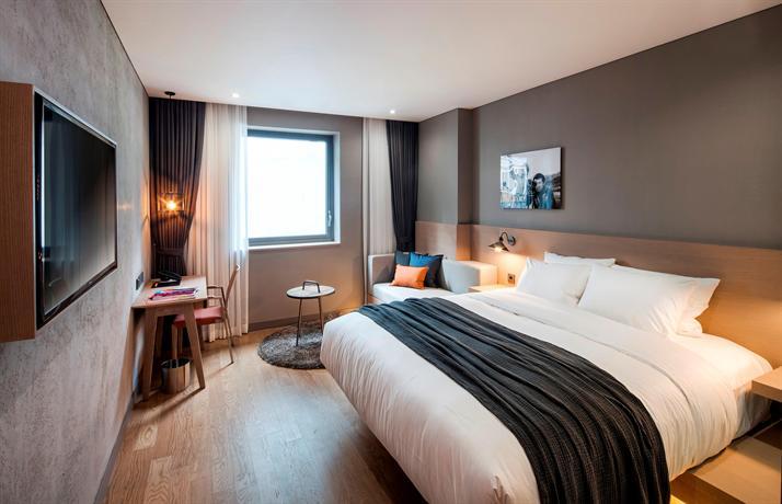 首爾 明洞28酒店 4
