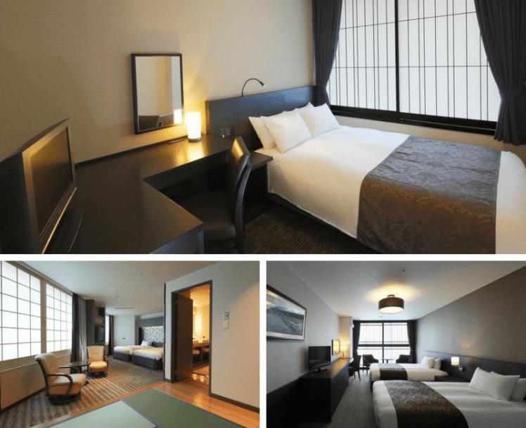 3_Kyoto Tower Hotel(京都塔酒店)4