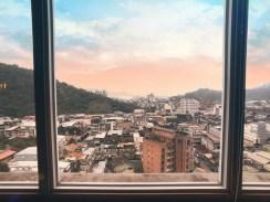 瓏山林_12樓窗景