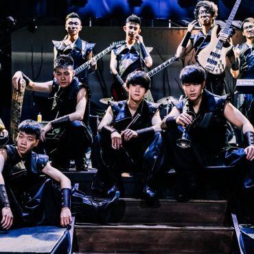 十鼓擊樂團 來源:2020國慶焰火網站