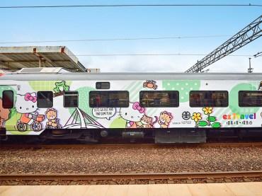 02【易遊網】易遊網環島之星HelloKitty繽紛列車