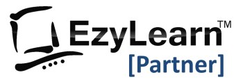 ezylearn partner logo for starting a training business selling online courses and face to face training