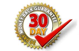 30-Day-money-back-guarantee for Online Training Courses
