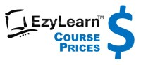 EzyLearn Online Xero, Excel, MYOB Training Course Prices Logo