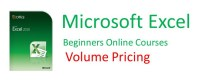 Microsoft Excel Beginners Online Training Courses - Corporate Training Licence - small