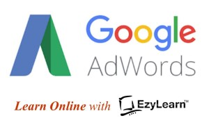 EzyLearn Online Courses Google Adwords Training logo