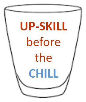 Upskill before the Chill - Autumn 2018 Course Price Crash Sale