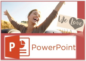 We LOVE PowerPoint online training course