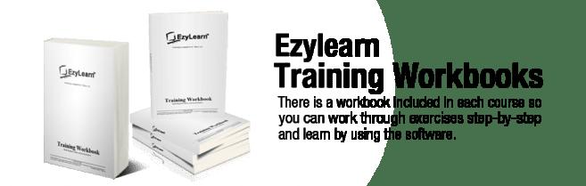 MYOB and Microsoft Excel training course workbooks