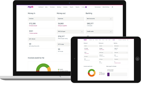 MYOB Essentials Online Training Courses included for free