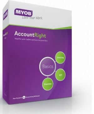 MYOB AccountRight accounting courses image