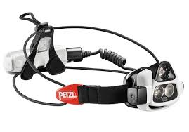Lampe frontale Petzl Nao