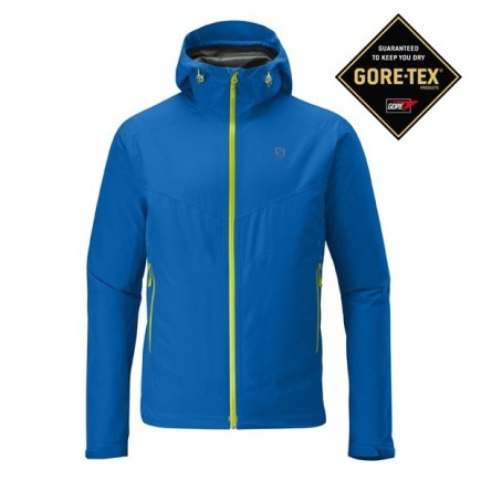 Veste salomon goretex GTX