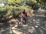 bike and run - triathlon de Porquerolles