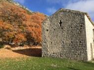 Coursegoules, chapelle Saint Michel