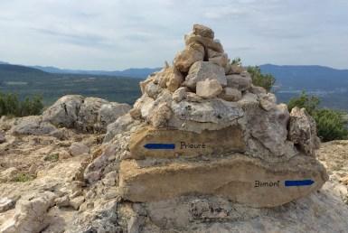 Kern montagne sainte Victoire