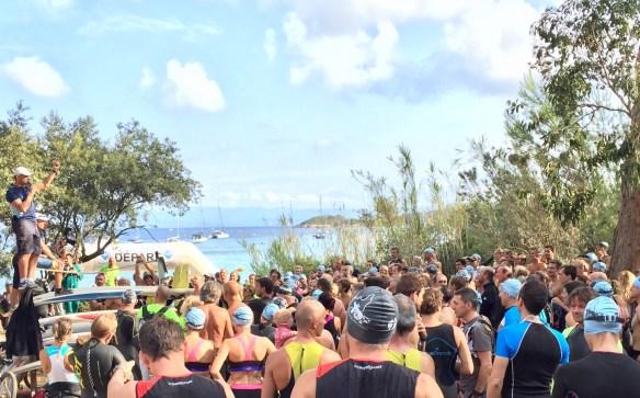 Triathlon de Porquerolles-Briefing