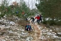 Hivernale des templiers-des chemins verglacés