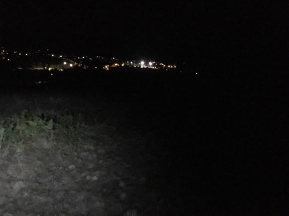 Trail Corrèze - arrivée à Argentat