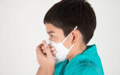 Contaminación, el impacto silencioso en la salud de los niños