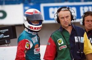 Philippe Alliot and Gérard Larrousse / Larrousse Lola-Lamborghini 1993