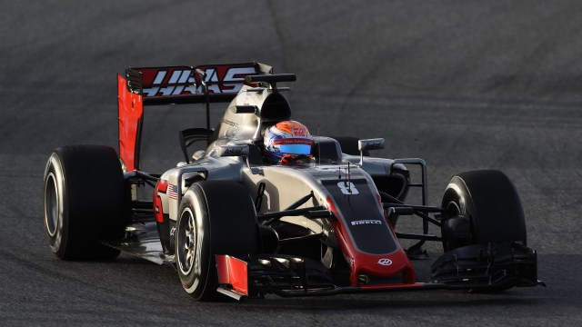 Haas, the 2016 New comer