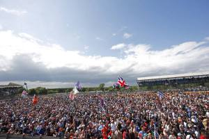 Silverstone Circuit / Formula One World Championship, Rd10, British Grand Prix