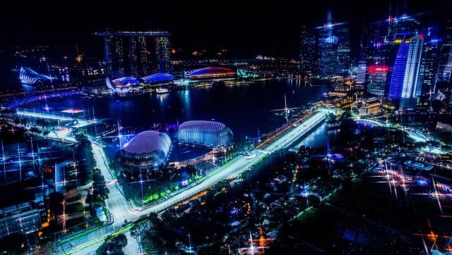 Marina Bay Street Circuit, Singapore
