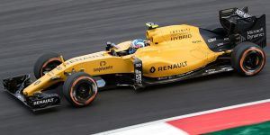 2016 / R.S.16 / Renault Sport Formula One Team / Creative Commons Attribution-Share Alike 4.0 International license. Photo by Morio