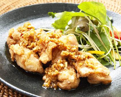 油淋鶏(ユー リン チー) 香味ソースがけ