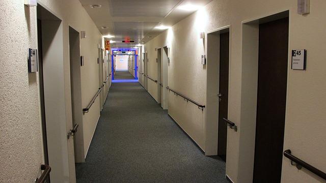 共用部:廊下