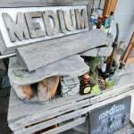 メキシカン料理と豊富なお酒が楽しめるカフェバー< medium(ミディアム) >|江東区白河