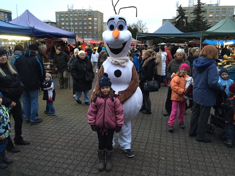 Sněhulák OLAF - Frozen