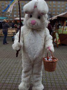 Masot králík - Velikonoce