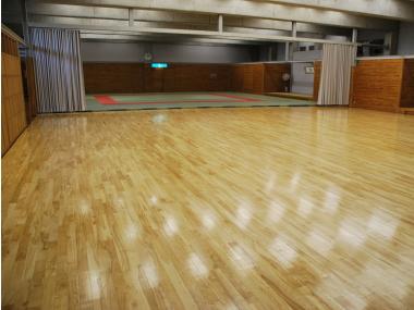 秋葉台文化体育館第3体育室