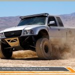 98 12 Ford Ranger 4wd Long Travel Kit 4 5 First Over All Off Road Shock Technology