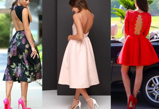 How To Wear A Backless Dress? Outfit Ideas & Ways To Wear