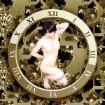 時計仕掛け・ヌードモデル